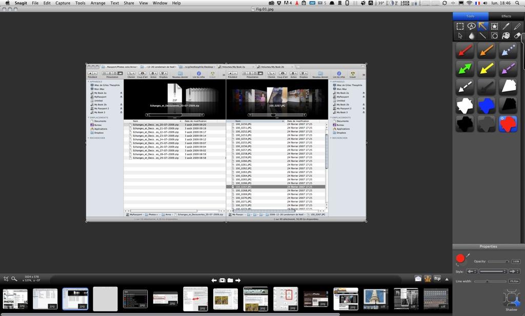 Utiliser lightroom blog archive mes utilitaires for Fenetre utilitaire mac