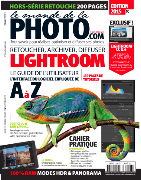 Couverture HS23 Lightroom 2015