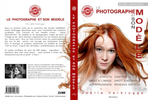 Couverture Le photographe et son modele