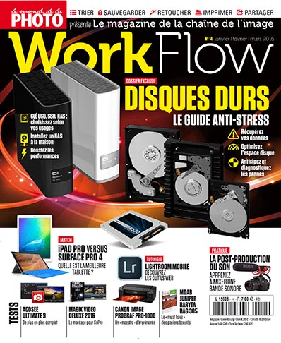 Couverture WorkFlow 14