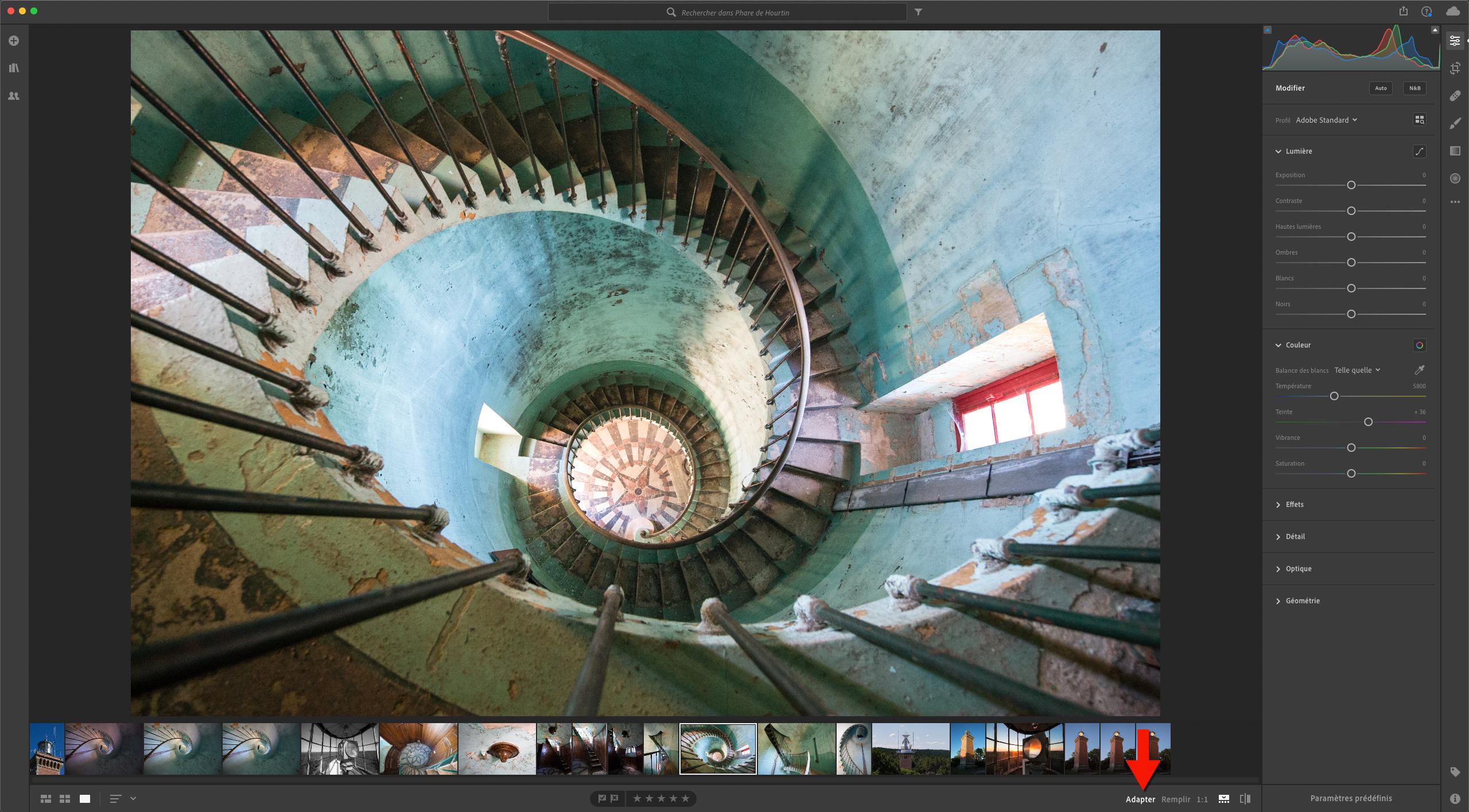 Utiliser Lightroom » Blog Archive » Le saviez-vous ? Zoomer à 200 % dans Lightroom CC (desktop)